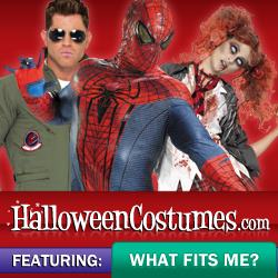 Easy Halloween Costumes to Make - HalloweenFreebies.com