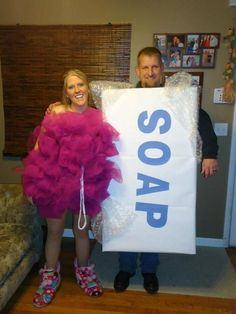 LOOFHA & BAR OF SOAP