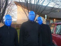 Blue Man Group Trunk