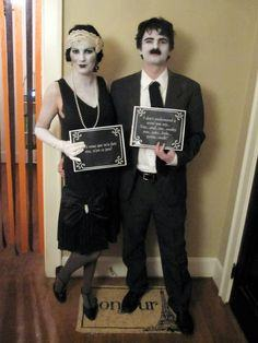 Silent Film Star Costumes