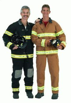 Make a firefighter costume