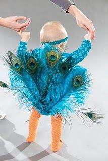 Peacock Costume How-To