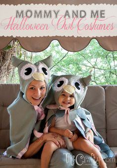 Mommy & Me Owl