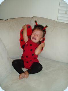 Baby halloween costumes with photos halloweenfreebies ladybug costume solutioingenieria Choice Image