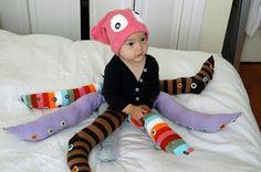 Make: Crazy Octopus Costume