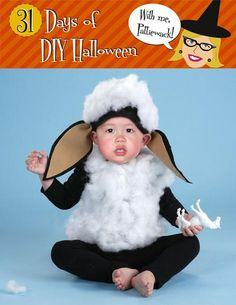 Ba Ba Black Sheep Costume