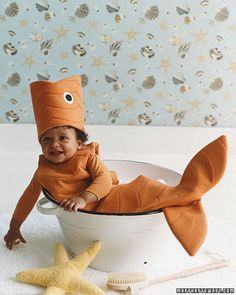Goldfish Costume