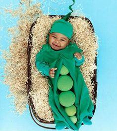Baby Pea in a Pod Costume