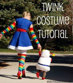 Twink Costume Tutorial