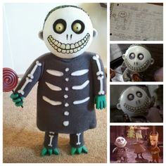 Nightmare Before Christmas Prop