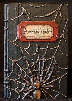ARACHNOPHOBIA book tutorial