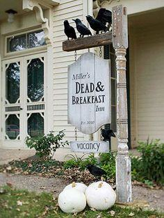 Dead & Breakfast Inn