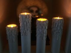 PVC Candle Prop