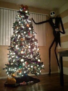 Jack Skellington Prop