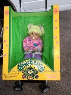 Cabbage Patch Doll Baby