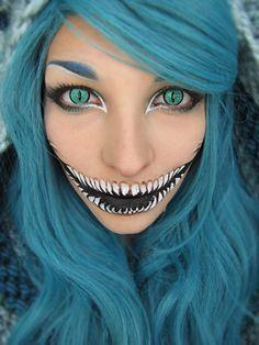 Face painting techniques and instructions halloweenfreebies halloween make up solutioingenieria Choice Image