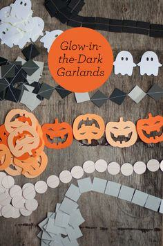 Garlands - Glow in the Dark