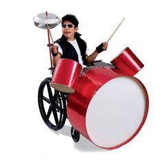 Rock 'n' Roll Drummer