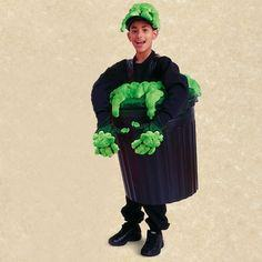 Slime Bucket Costume