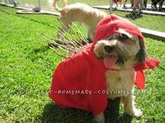 Coolest Village Monster Dog Costume