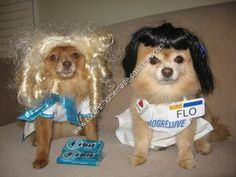 Commercial Divas Pet Dog Costumes