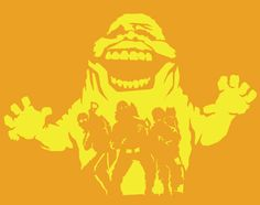 Free Carving Template – Ghostbusters