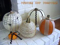 Tricked Out Pumpkins