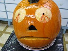 The weeping pumpkin tutorial