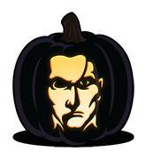 Phantom of the Opera pumpkin