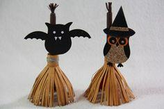 Witch Crafts Broom Lollipop