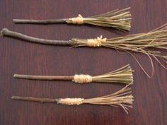 Halloween Witches Broomstick