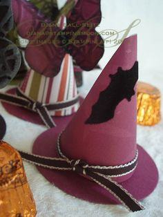 Wicked Witch Hat Treats