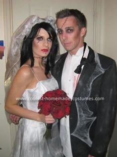 Dead Bride and Groom.