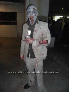 Zombie Costume from foam