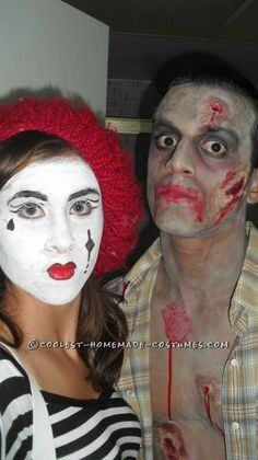 Mime and Zombie
