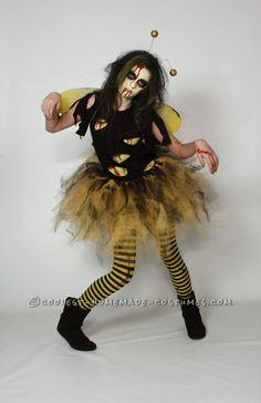Zom-Bee Costume