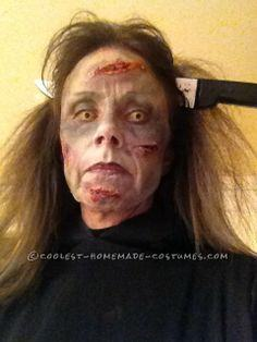 Frightening Zombie Costume